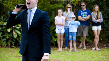 Fewer investors would mean more first-home buyers winning at auctions.