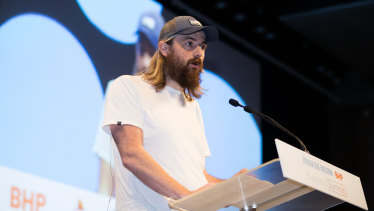 Atlassian CEO and co-founder Mike Cannon-Brookes.