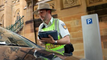 Welfare recipients can apply for discounts on parking fines, speeding tickets and infringements for offensive conduct.