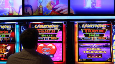 Coles has been under pressure to avoid pokie profits.