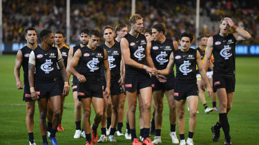 The Blues lost in round one, but it's not all bad news for the club.