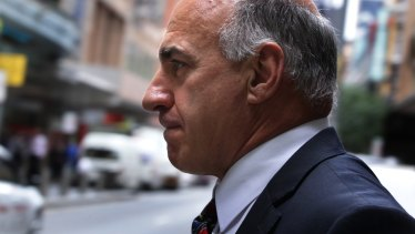 Chris Rumore, a former senior partner at Colin Biggers & Paisley, had Gerard, Moses and Paul Obeid as his clients in 2008.