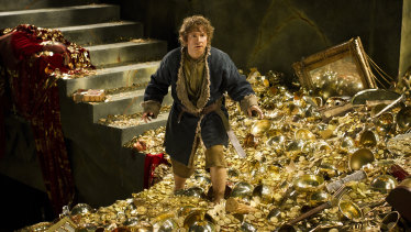 We're like Smaug hording treasure unless we share out wealth with those in need.