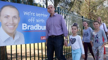 Former Labor MP for Lindsay, David Bradbury, is being urged by branches to consider a return, while his sister Natalie is also considering a run.