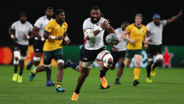 Fiji were very competitive against the Wallabies at the World Cup, but fail to attract international teams to their shores.