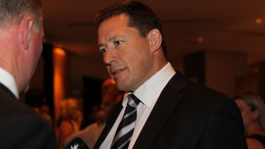 World Cup-winning Wallaby and businessman Phil Kearns will lead Australia's charge to win the 2027 Rugby World Cup.