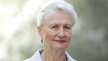 """Kerryn Phelps accused Mr Dutton of targeting vulnerable Australians with a """"cruel"""" scare campaign."""
