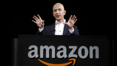 The value of giants like Amazon and Facebook have soared during the pandemic.