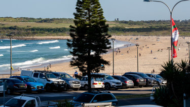 """Randwick City Council will consider measures to """"promote turnover"""" within coastal car parks, while other councils will close car parks if beaches reach capacity."""