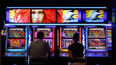 Gambling venues were forced to shut their doors during the COVID-19 lockdown.