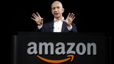 Bezos takes over the role of executive chair at Amazon, with plans to focus on new products and initiatives.