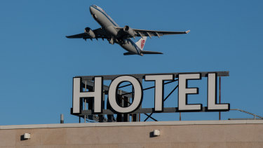 Britain will Australia in setting up mandatory hotel quarantine for at least some arrivals.