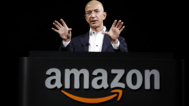 The move comes at a time when the COVID-19 pandemic has amplified Amazon's role in the global economy, with online sales soaring in lockdowns.