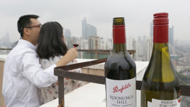 "Australian wine is just one product that has become hostage to Beijing's trade tactics and ""grievances""."