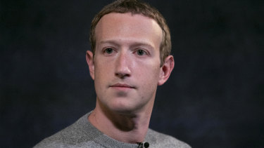 Facebook CEO Mark Zuckerberg vowed to crack down on misinformation during the pandemic.