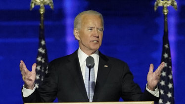 President-elect Joe Biden has pledged to act on climate change.