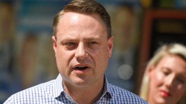 Adrian Schrinner has been returned as Brisbane lord mayor.
