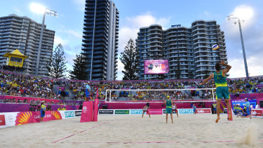 Volleyball Australia hopes a state of the art new training facility in Canberra produces more Olympic beach volleyball competitors.