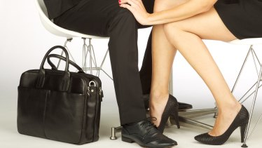 Workplace relationships are increasingly becoming a topic of debate.