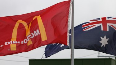 McDonald's employees more than 100,000 people across Australia.