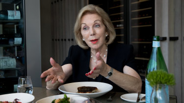 ABC chairman Ita Buttrose maintained the report should not have been made public.