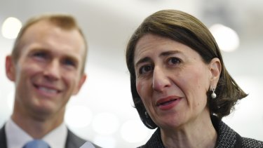 Premier Gladys Berejiklian's focus in 2020 will be overhauling the state's planning laws.