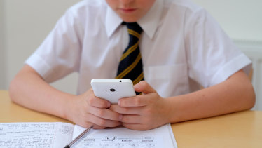 Banning mobile phones at school ... what message are we sending children?