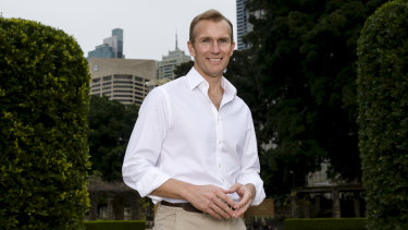Planning Minister Rob Stokes says Sydney's growth will pick up after the COVID-19 crisis.