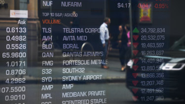 The ASX has slumped into the afternoon.