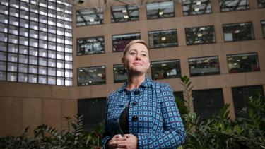 ACSI CEO Louise Davidson.