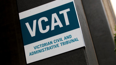 The Victorian Civil and Adminstrative Tribunal.