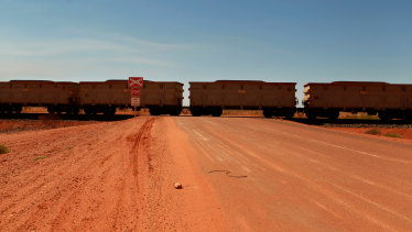 The iron ore miner, Fortescue, is the best-performing stock tip so far in the Shares Race