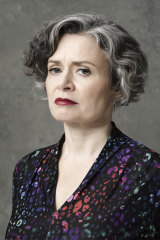 Judith Lucy provides laughs on the page.