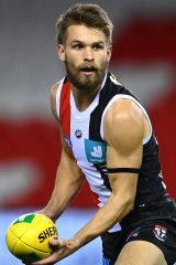 Ex-Tiger Dan Butler has given the Saints a boost.