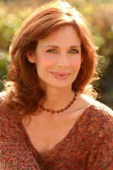 Mary Crosby, famous daughter and trivia quiz answer.