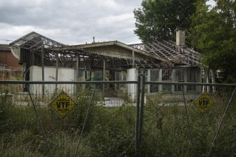 Moreland voted against allowing its demolition to avoid rewarding neglect.