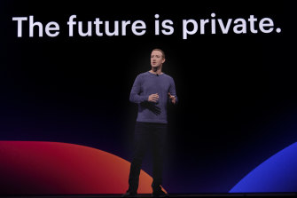 Mark Zuckerberg has vowed to turn his company into a leader in the fight for privacy.