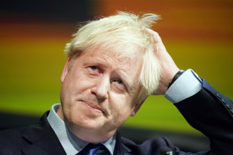 British Prime Minister Boris Johnson will return from New York for the resumption of Parliament on Wednesday.