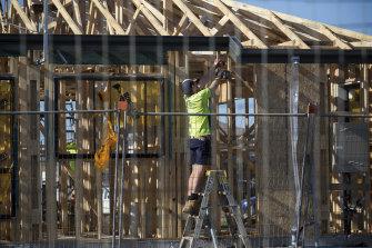 Brisbane City Council is responsible for enforcing planning legislation.