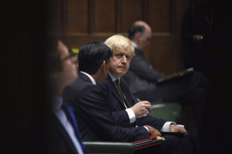 British Prime Minister Boris Johnson is just one European leader coming under intense pressure to halt the spread of COVID-19.
