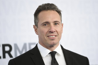 """CNN anchor Chris Cuomo sent an email shortly after the 2005 incident, saying he was """"ashamed""""."""