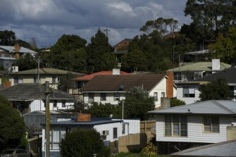 Morwell is among the areas where property prices have risen most in regional Victoria.