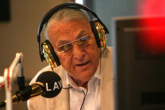 John Laws in 2007.