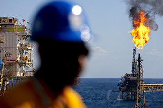 JPMorgan says energy stocks are cheaper than they should be, based on current oil prices.