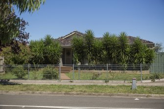 Ju Zhang was last seen at this home in Winchester Avenue, Epping.