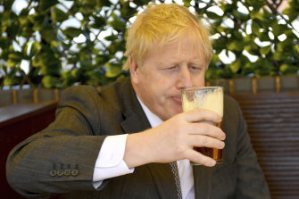The EU had always made an exception to their all-metric rule to allow British pubs to sell pints of beer.