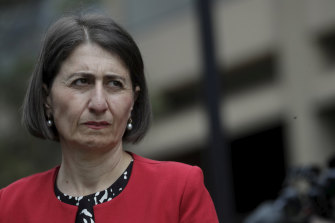 """PremierGladysBerejiklian saysthere is """"no reason"""" to change the easing of restrictions announced on Wednesday."""