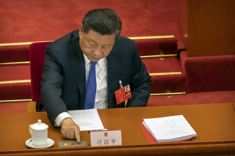 Chinese President Xi Jinping is said to be behind the 'Fox Hunt' program.