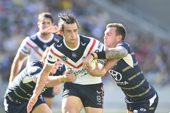 Billy Smith will remain with the Sydney Roosters a further two years.