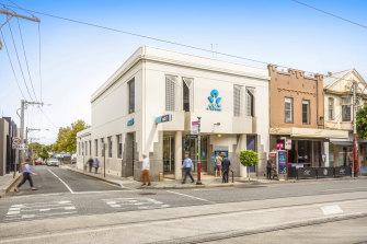 The ANZ Bank branch at 438-440 Toorak Road, Toorak, Melbourne.